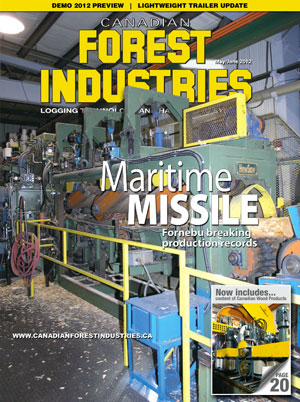 Canadian Forest Industries