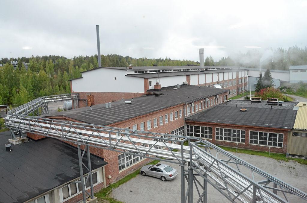 Alors qu'Hikinoro a utilisé de l'huile pendant 20 ans, l'entreprise a fait le virage vers la biomasse en 2015.